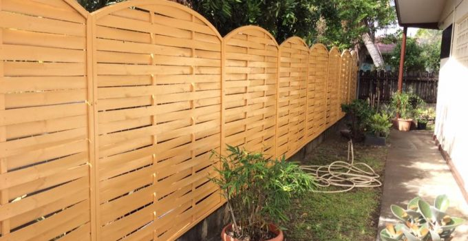 clôture pour ma maison
